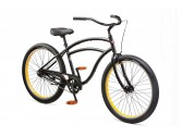 United Cruiser Open black/orange