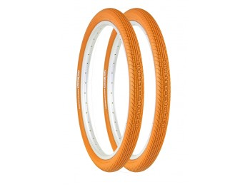 Pneu UC Tarmac Spirit Orange X 2