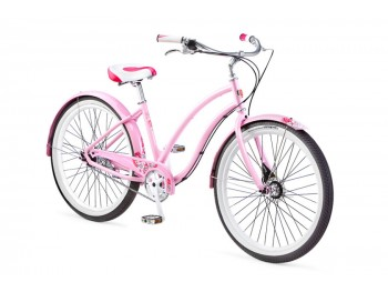 United Cruiser Tiki Mood cadillac pink 3i