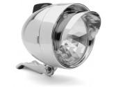 Bullet front light - Chrome